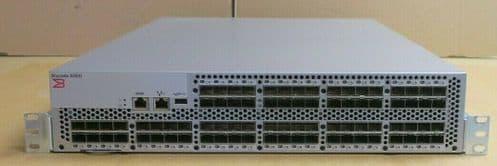 Brocade 5300 5320 80-Ports 8Gb FC Switch XHD-5320-0000 48-Port Active + Licenses
